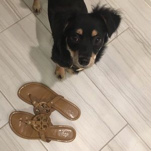 ISO Tory Burch Miller Sandal- Left Shoe Only